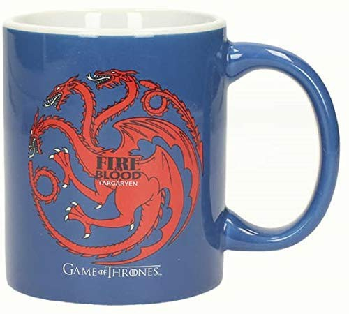 GAME OF THRONES - TARGARYEN BLUE puodukas