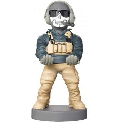 Call of Duty Lt. Simon Ghost Riley  Cable Guy stand