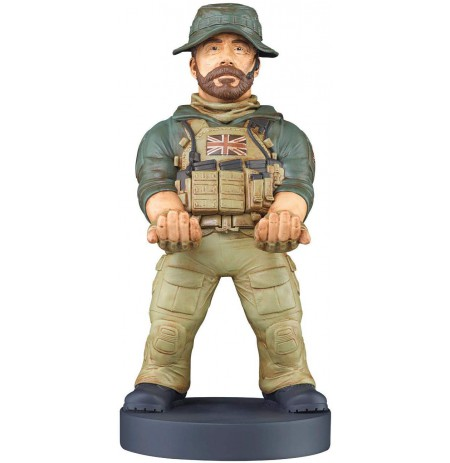 Call of Duty Captain Price Cable Guy stovas