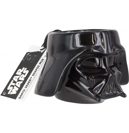 Darth Vader Shaped 3D Mug