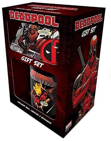 Deadpool (Merc Goals) rinkinys