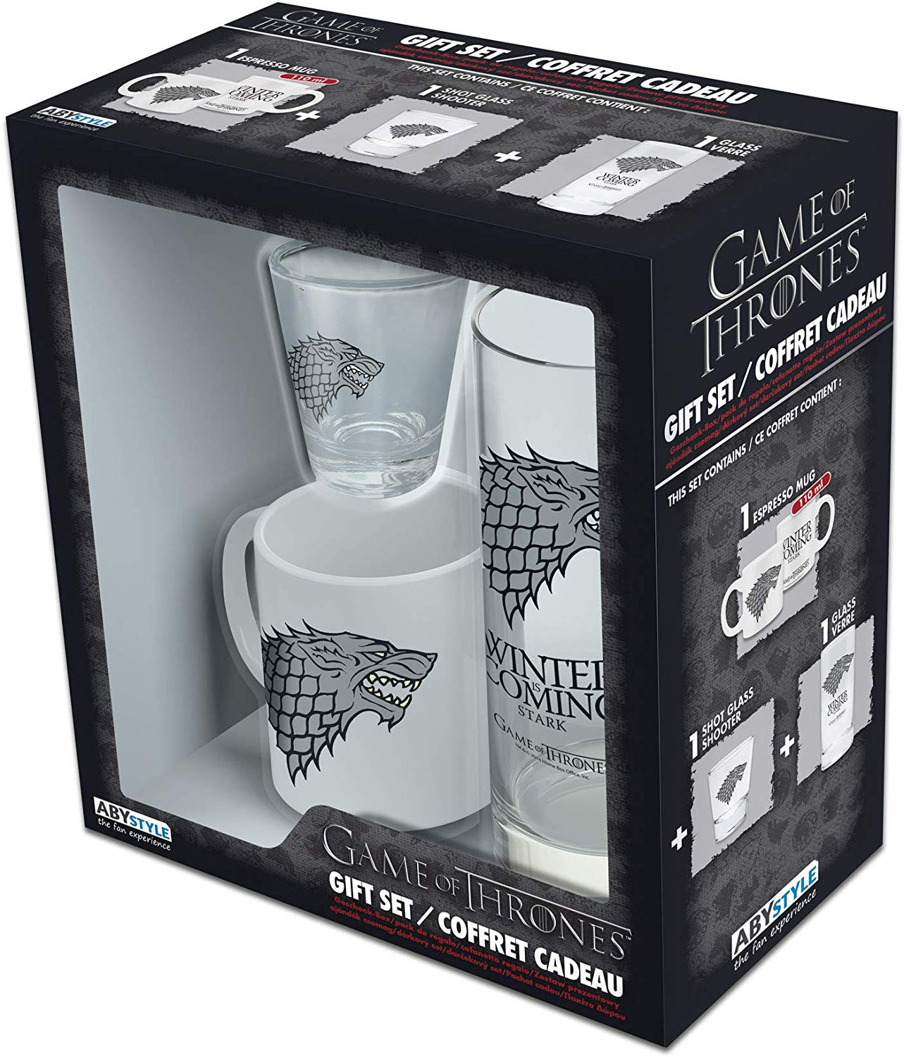 Game of Thrones (Starks of Winterfell) set