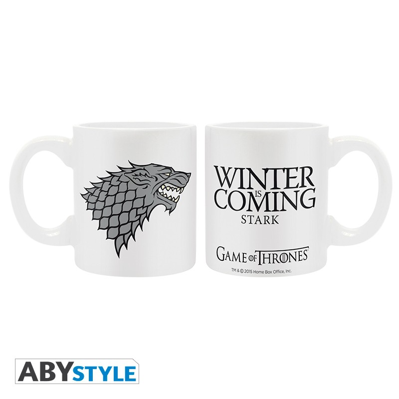 GAME OF THRONES Starks of Winterfell rinkinys