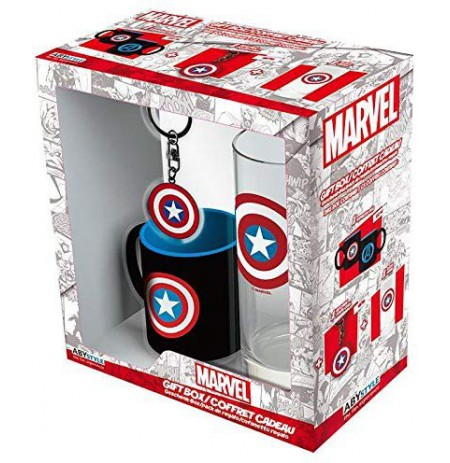 Marvel (Captain America) set