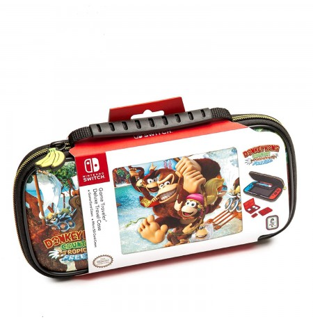 Game Traveler Deluxe Travel Case Donkey Kong