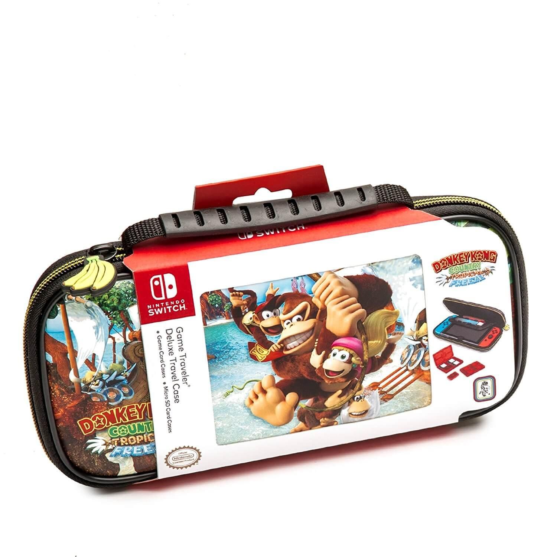 Game Traveler Deluxe Travel Case Donkey Kong