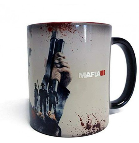 Mafia 3 Lincoln  Heat Change Mug