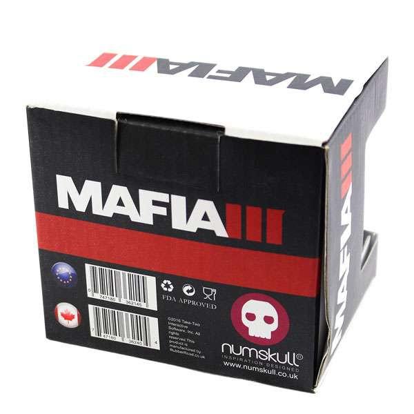 Mafia 3 Lincoln spalvą keičiantis puodukas