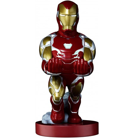 Avengers: Endgame Iron Man Cable Guy stand