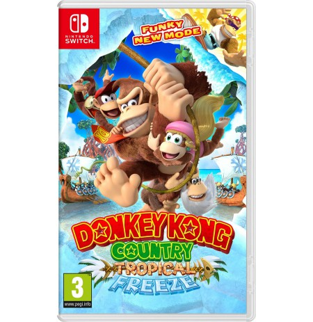Donkey Kong Country: Tropical Freeze XBOX