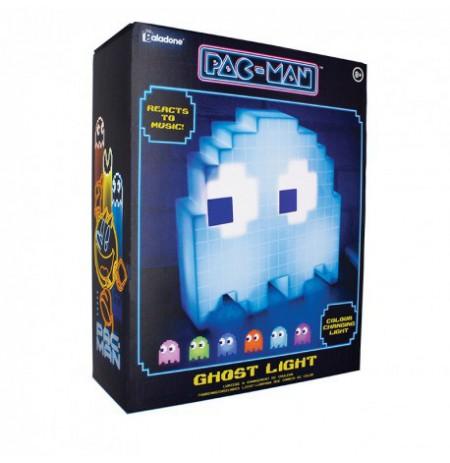 PAC MAN Ghost lempa 20cm