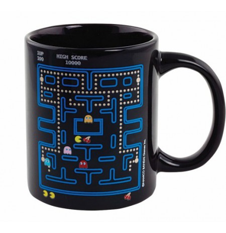 Pac Man Heat Change Mug V2