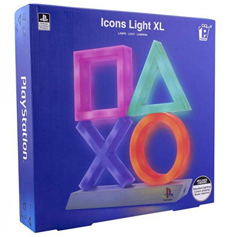 SONY PLAYSTATION ICONS XL lempa 30cm