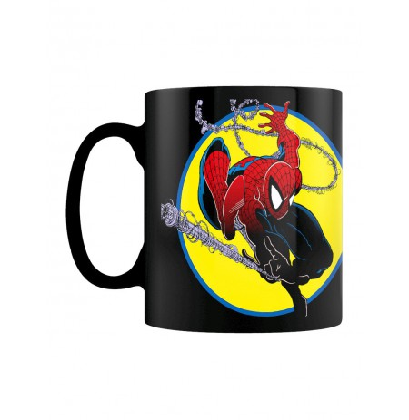 Marvel Spider-Man Iconic Issue Heat Change Mug V2