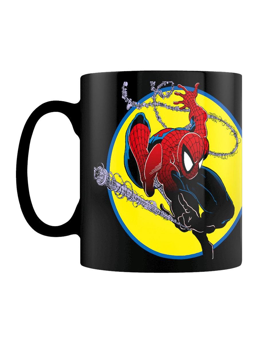 Marvel Spider-Man Iconic Issue spalvą keičiantis puodukas