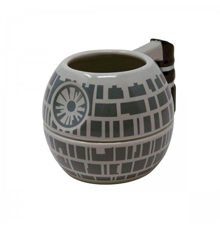 Star Wars (Death Star) Sculpted 3D Mug