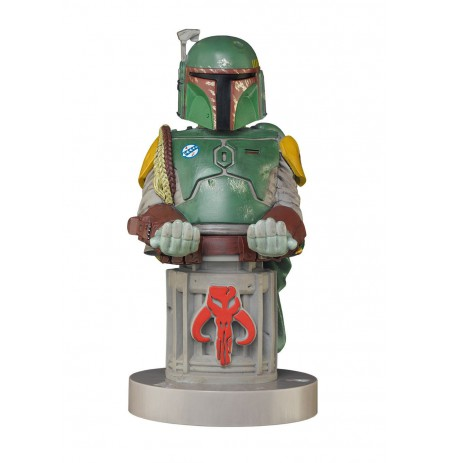 Star Wars Boba Fett Cable Guy stovas