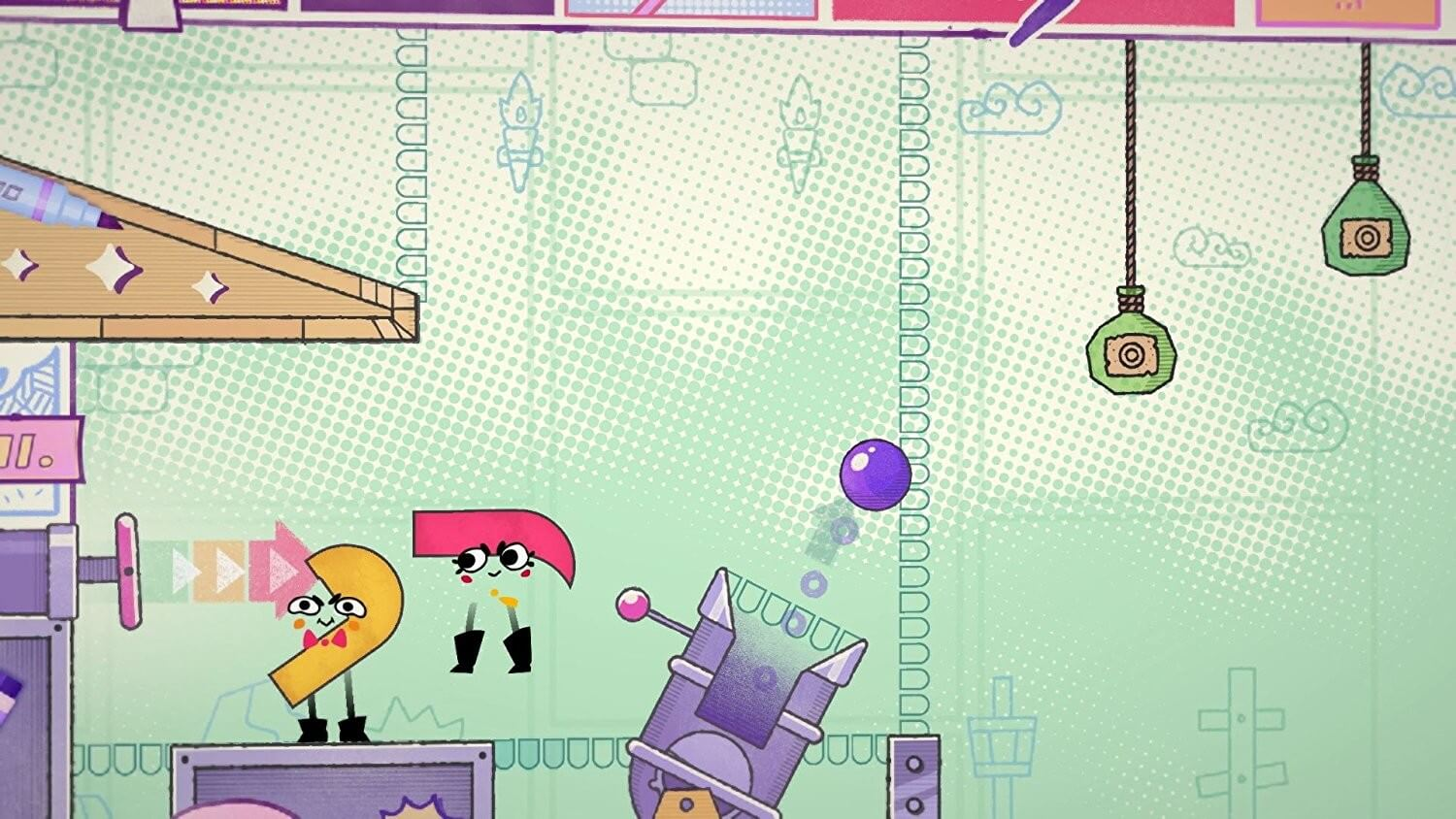 Snipperclips Plus: Cut it out Together!