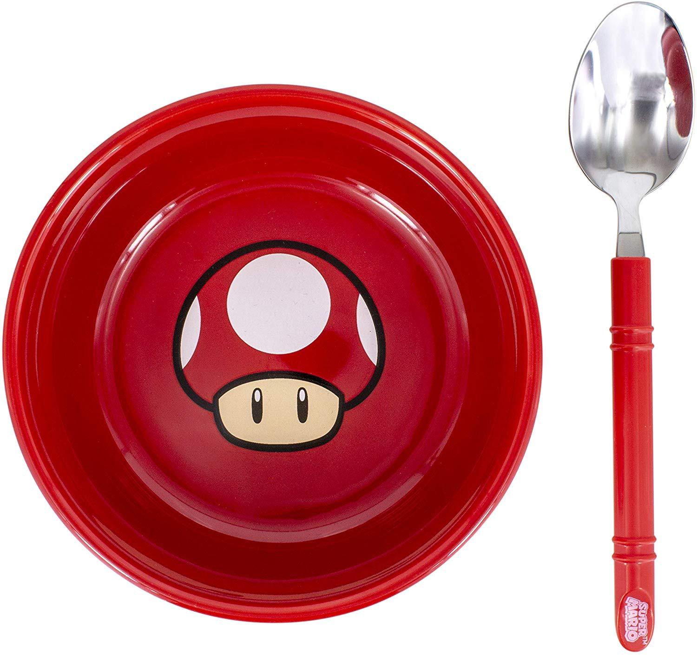 Nintendo Super Mario pusryčių puodelių rinkinys