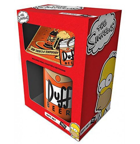 The Simpsons (Duff) set