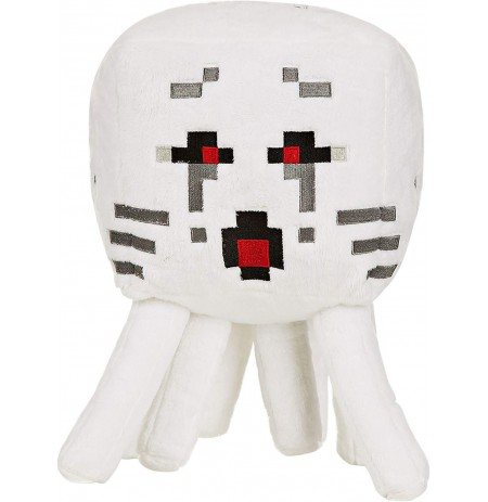 Pliušinis žaislas Minecraft Ghast Red| 12-17cm