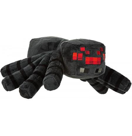 Pliušinis žaislas Minecraft Spider | 12-17cm