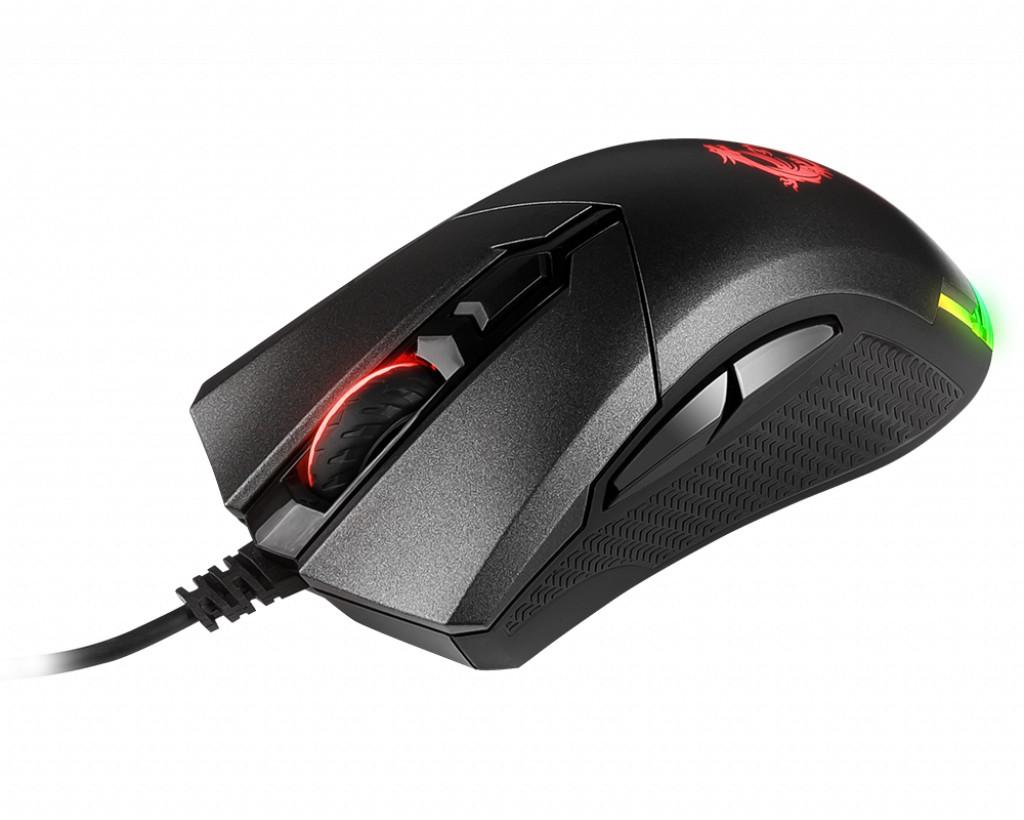 MSI Clutch GM50 laidinė pelė | 7200 DPI