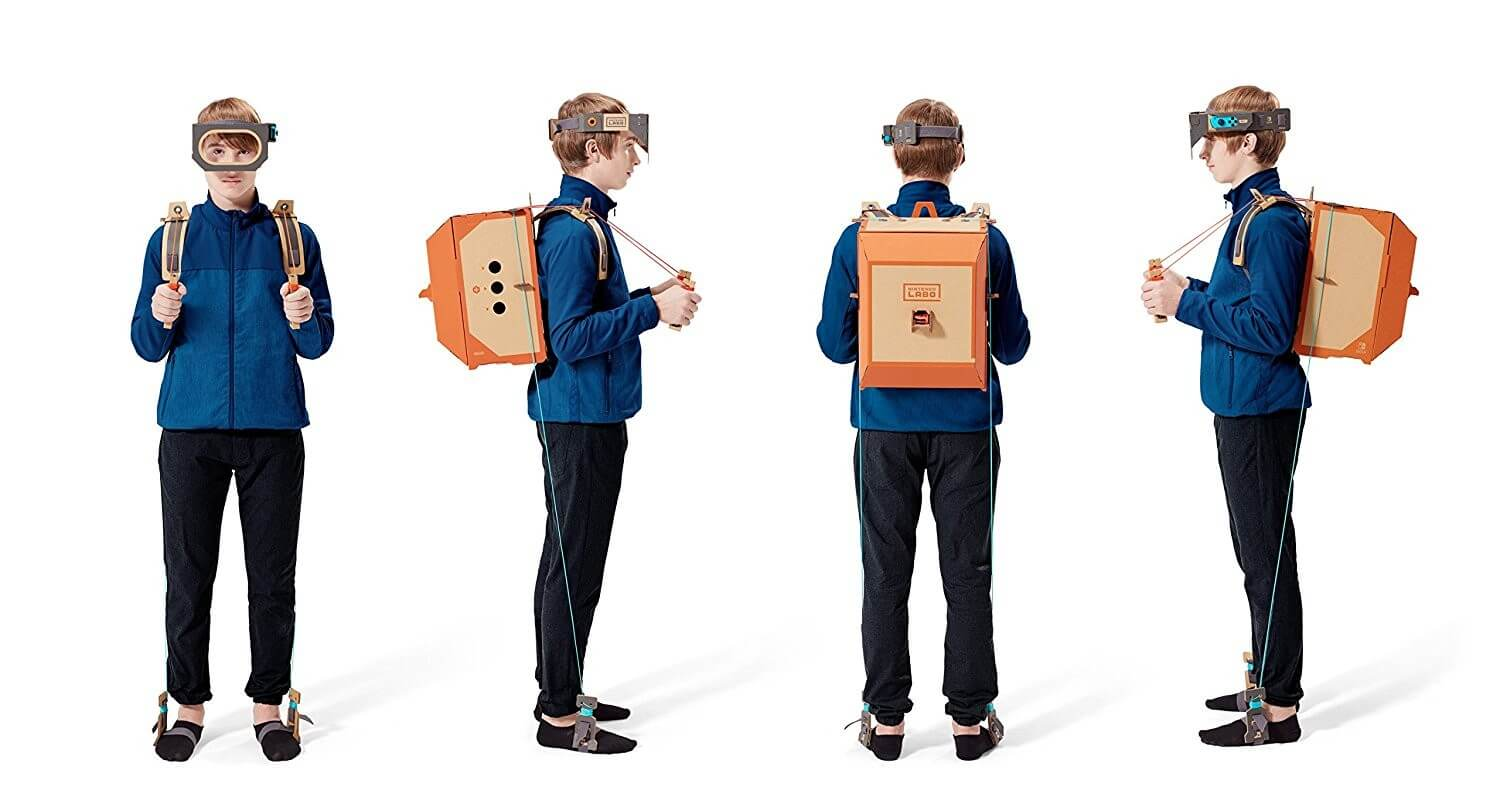 Nintendo Labo Toy-Con 02: Robot Kit