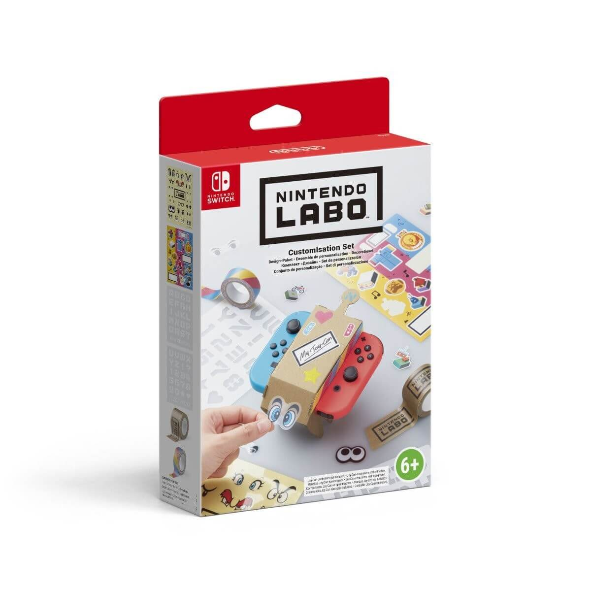 Nintendo Labo: Customisation Set XBOX