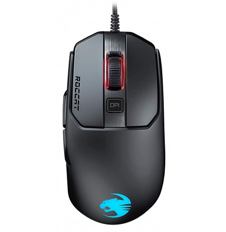 ROCCAT Kain 120 AIMO RGB black wired mouse | 16000 DPI