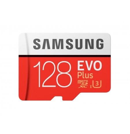 Atminties kortelė Samsung MicroSDXC Evo+ 128GB NSW