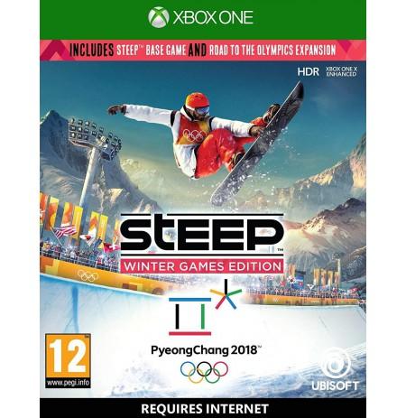 Steep Road To The Olympics XO