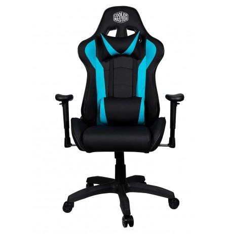 Cooler Master Caliber R1 raudona ergonominė kėdė