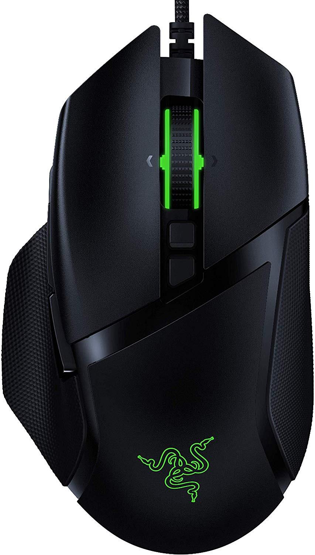 RAZER Basilisk V2 juoda laidinė žaidimų optinė pelė | 20000 DPI