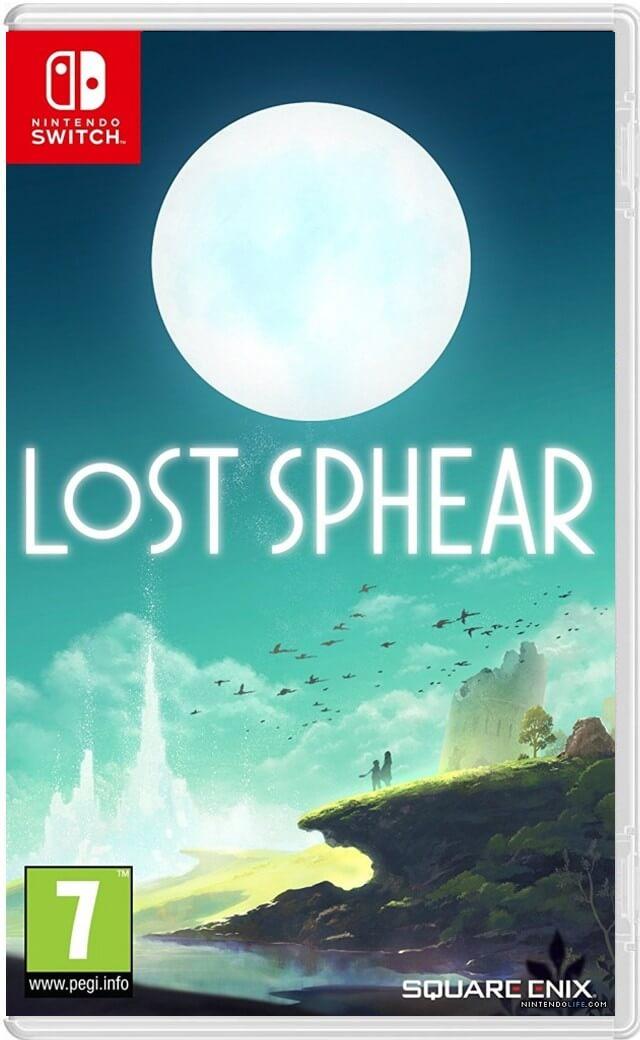 Lost Sphear XBOX