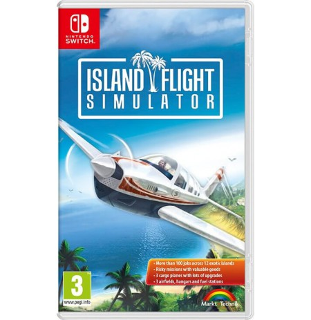 Island Flight Simulator XBOX
