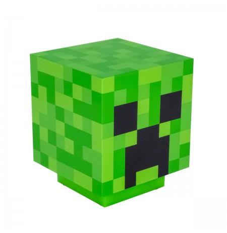 Minecraft Creeper lempa 11cm