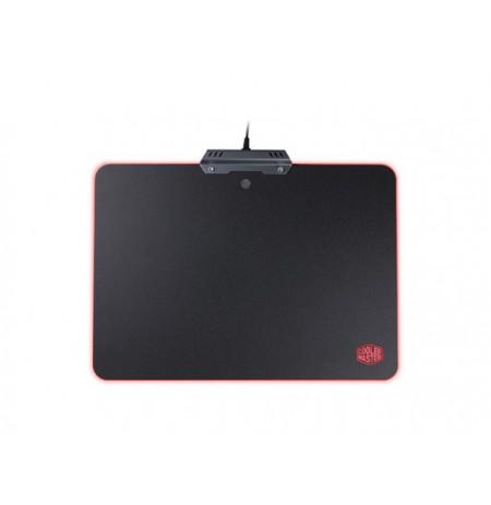 COOLER MASTER MP720 HARD RGB LED pelės kilimėlis | 350x264x2mm