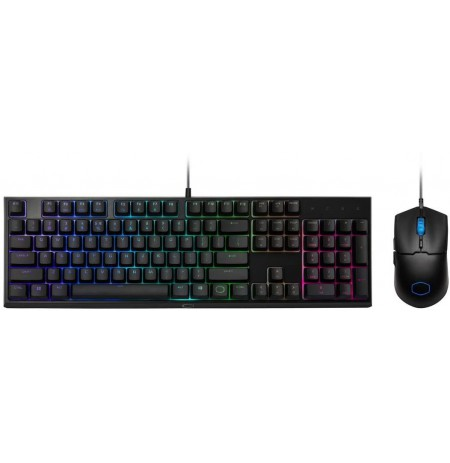 COOLER MASTER MS110 KEYBOARD + MOUSE GAMING COMBO