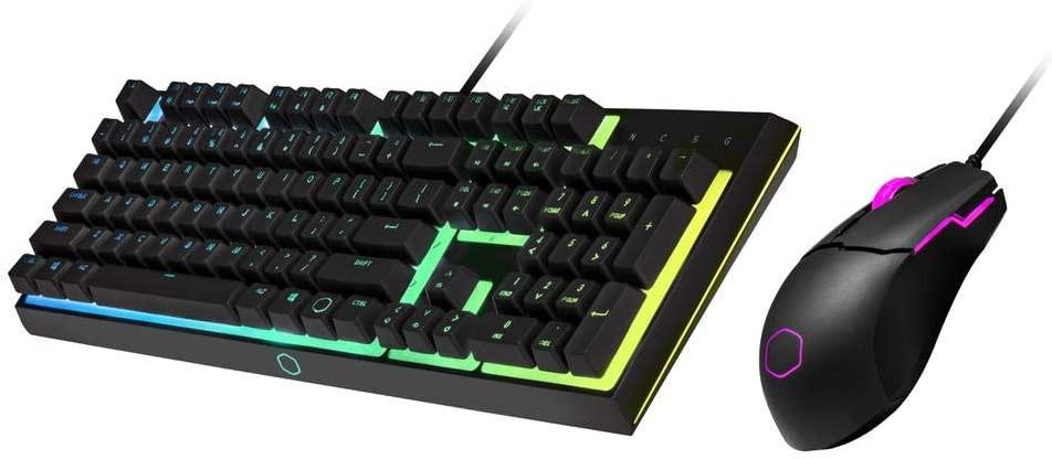COOLER MASTER MS110 pelės ir klaviatūros rinkinys