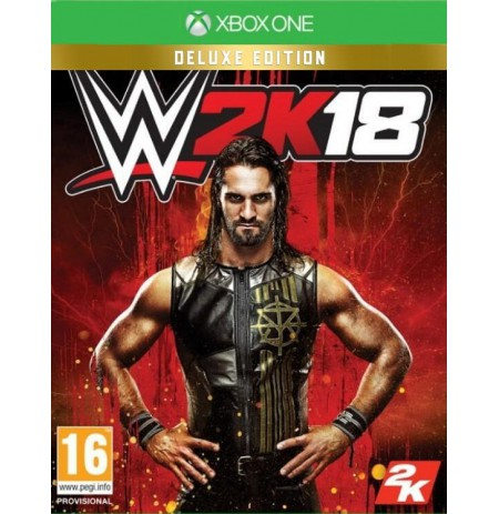 WWE 2K18 Deluxe Edition XBOX