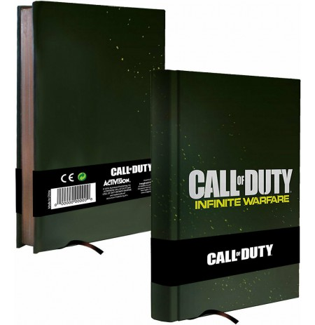 Call Of Duty  Infinite Warfare NOTEBOOK