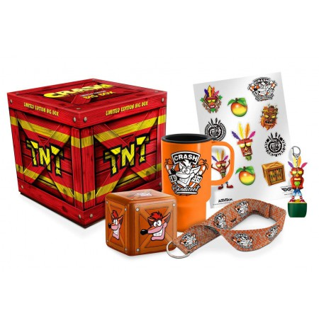 Crash Bandicoot Universe Gear Crate