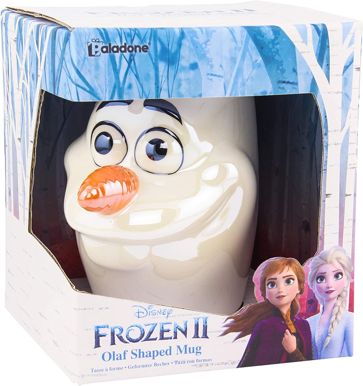 Frozen II Olaf 3D puodukas