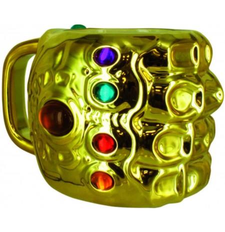 Marvel Infinity Gauntlet 3D Mug