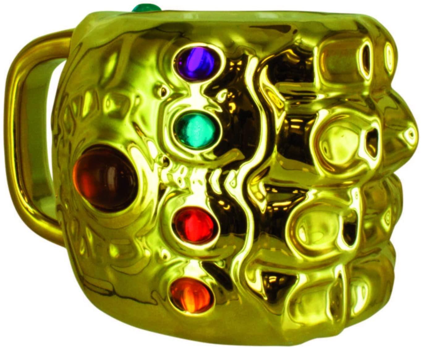 Marvel Infinity Gauntlet 3D puodukas