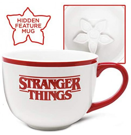Stranger Things Demogorgon 3D Mug