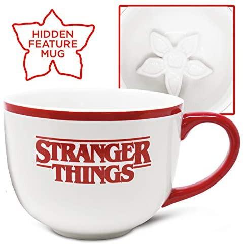 Stranger Things Demogorgon 3D puodukas
