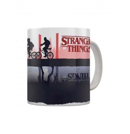 Stranger Things Upside Down Heat Change Mug