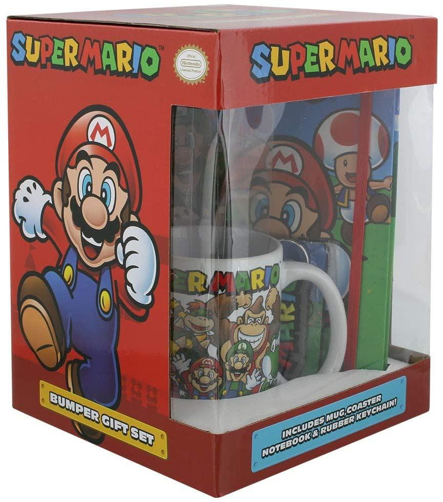 Super Mario Evergreen Notebook rinkinys